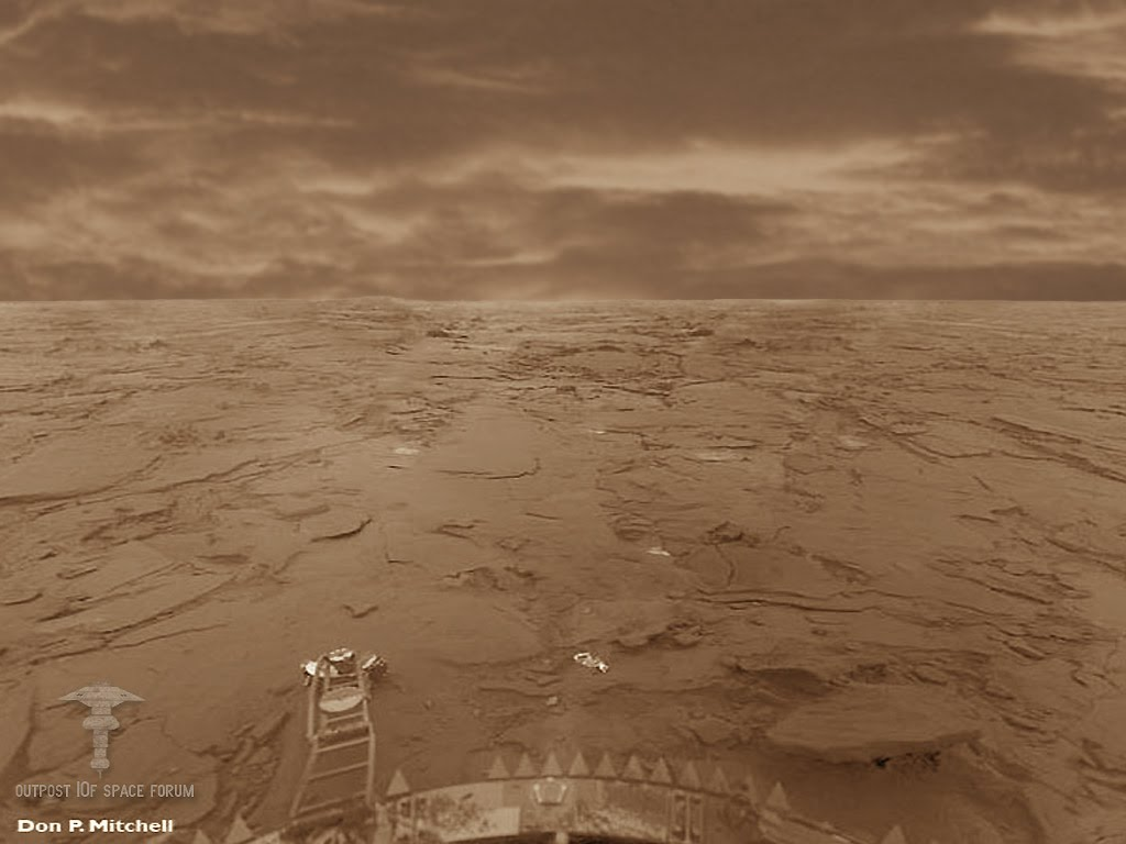 Tough SF: How to live on Other Planets: Venus