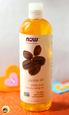 NOW 100 % Pure Moisturizing Jojoba Oil Details On Natural Beauty And Makeup Blog
