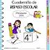 cuadernillos de actividades para repaso en vacaciones Cuarto grado 4°