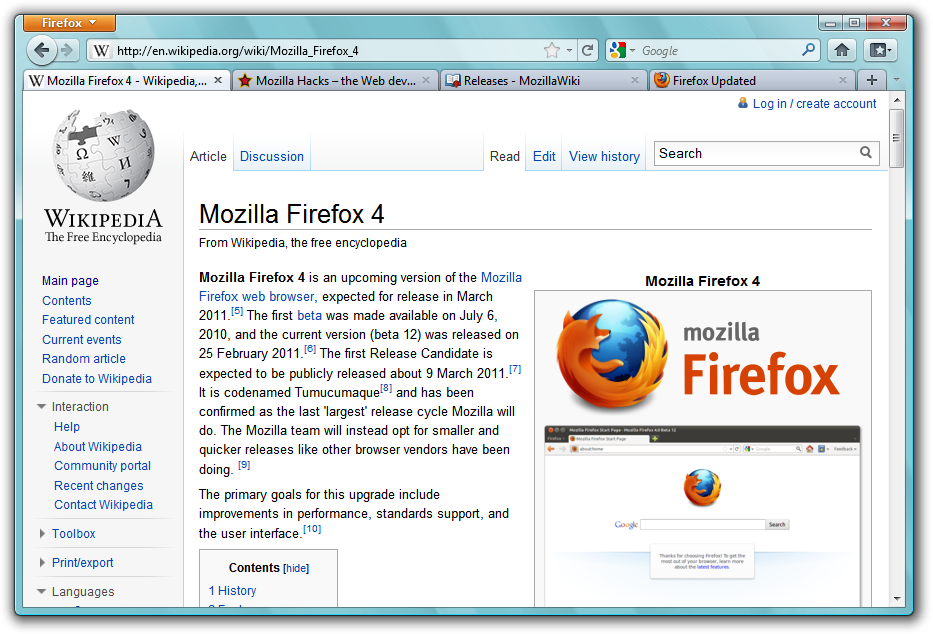 Owl Order - best of the eleventh hour: Making Firefox 4 Your Own