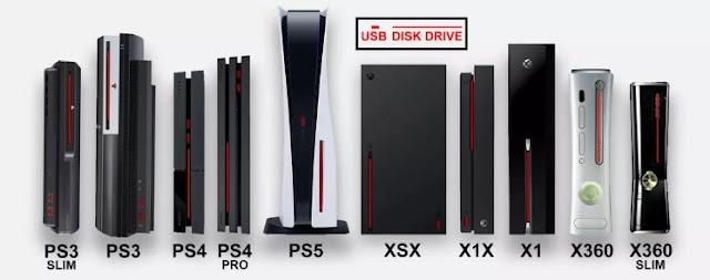 حجم PS5