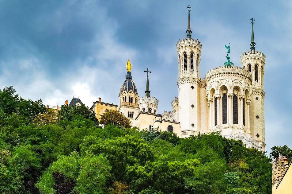 cathédrale de fourvière