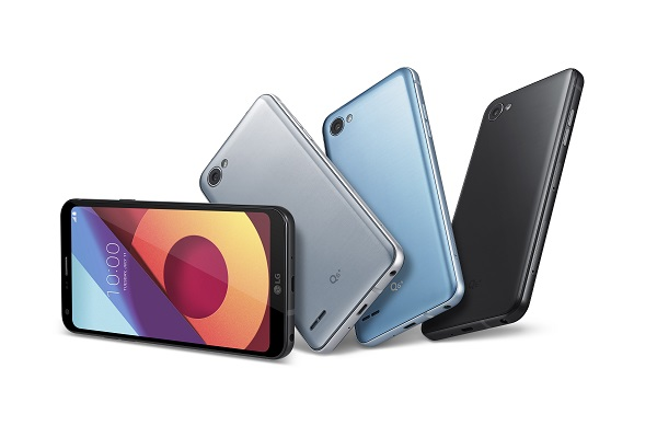 LG Q6+, Q6 and Q6α announced with FullVision display and Qualcomm Snapdragon 435 processor