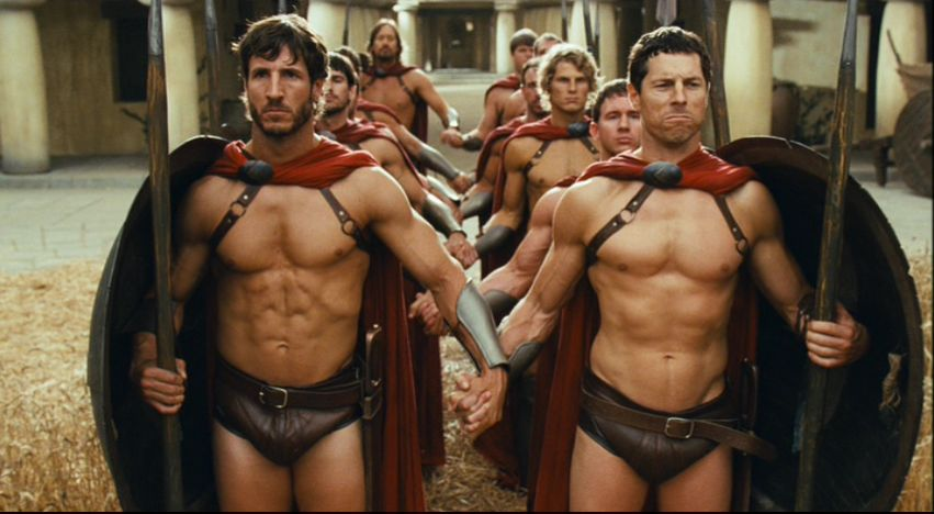 is meet the spartans a gay movie