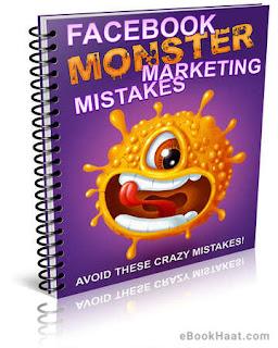 Facebook Monster Marketing Mistakes