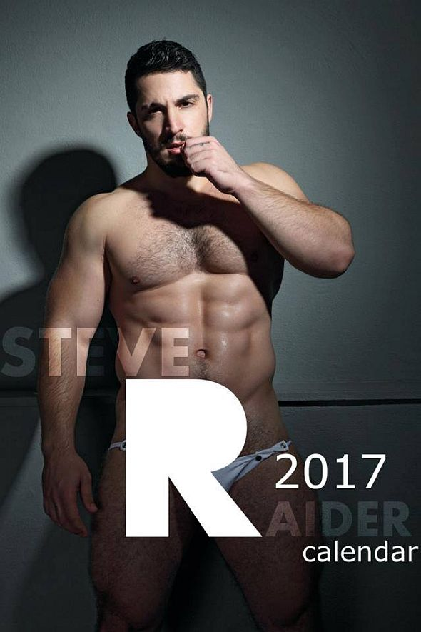 Steve raider nude