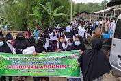 Haflah Akhirussanah Santri Madrasah Diniyah Arrohman Arrohim Dukuh Tumbu Pulosari Berlangsung Haru