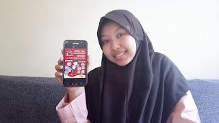 Siswi SMP IT PAPB Sabet Juara Favorit Lomba Poster Digital Kemenkes