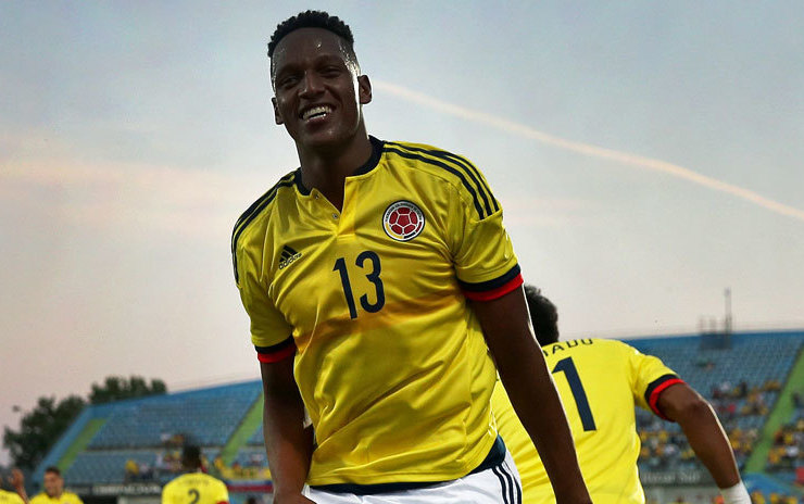 Why barcelona should sign yerry mina in 2018 stopboris Choice Image