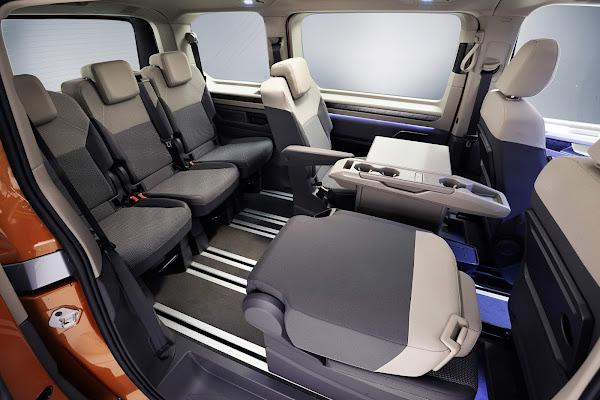 Volkswagen Multivan T7 2022