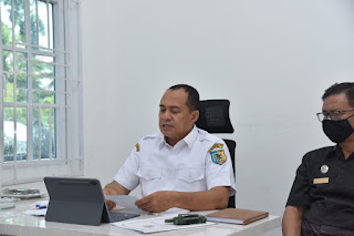 Bupati Batu Bara Buka Launching Platform Sahabat Guru