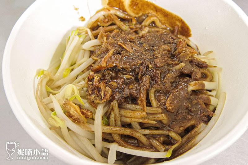 【台北大安區】陳記豬肝湯。仁愛醫院馳名麻醬麵
