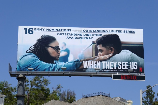 When They See Us 16 Emmy nominations billboard