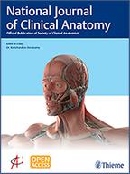 NJCA National Journal Clinical Anatomy