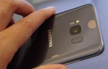 spesifikasi kamera Samsung Galaxy S8 Plus