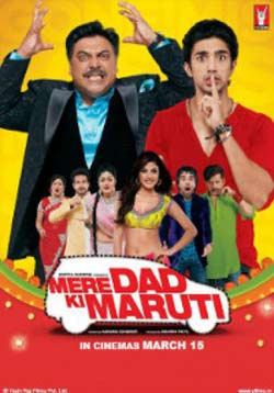 Mere Dad Ki Maruti 2013 Hindi Movie Download HDRip 720P at movies500..org
