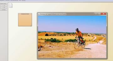 cambiar el fondo de una ventana con una imagen personalizada