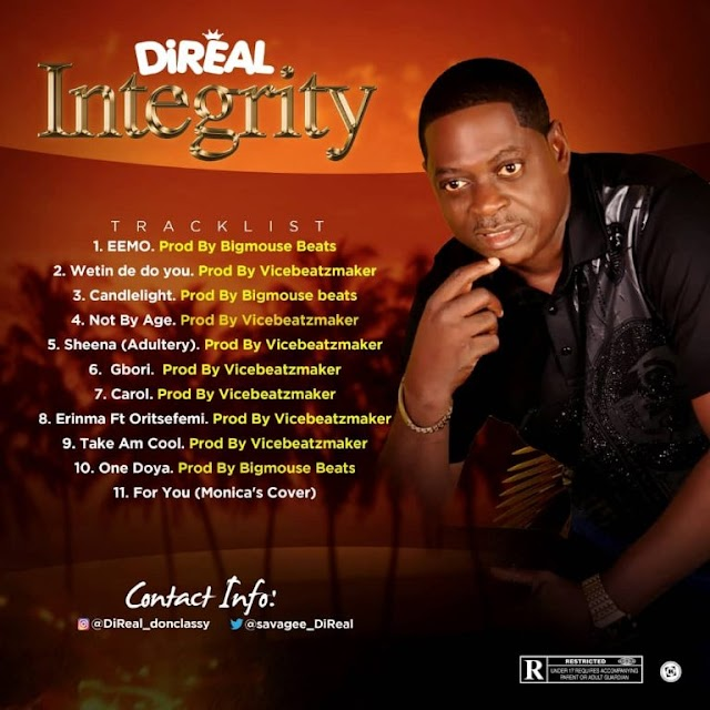 FULL ALBUM: Direal – Integrity