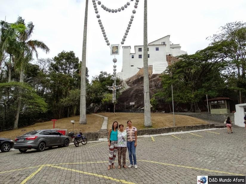 Convento da Penha - Vila Velha - ES - 8 atrações grátis no Brasil