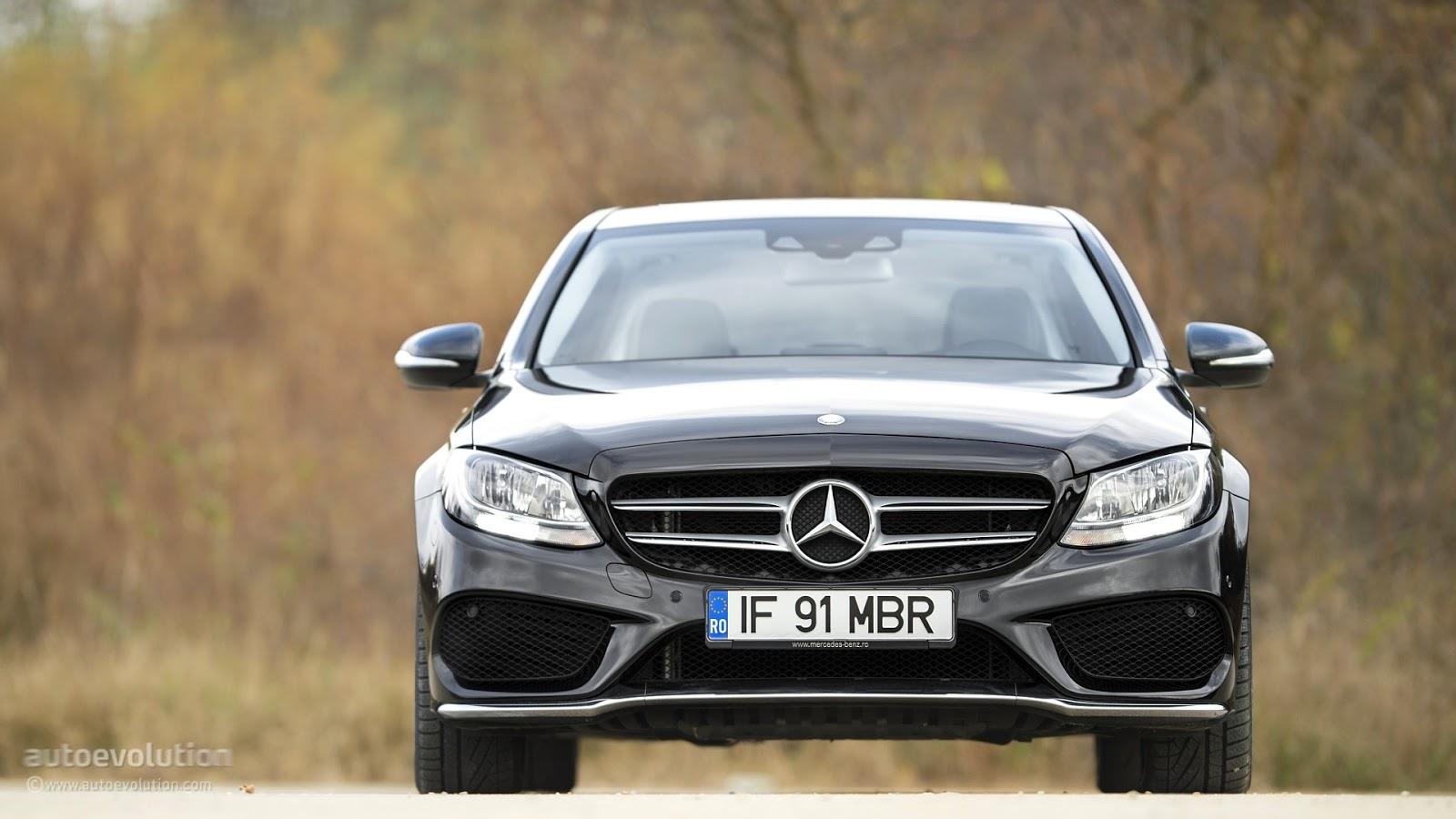 mercedes-benz-c-class-Best Sedan 2015