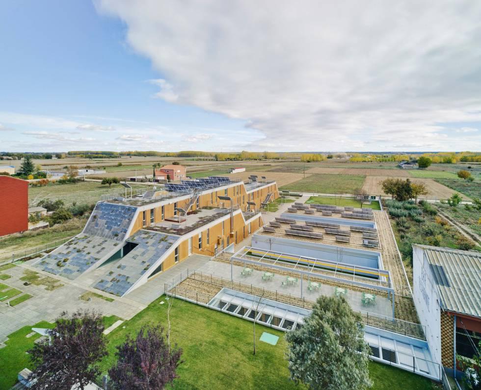Medicalizar la arquitectura, un hogar generador de energía