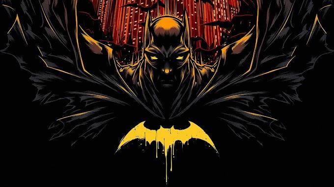 Papel de Parede Batman e Coringa