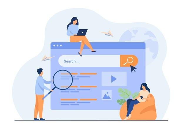 Daftar Mesin Pencari Web Paling Terkenal