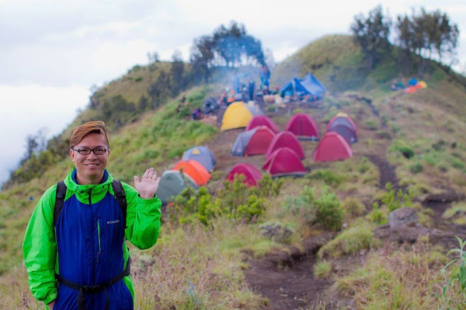 The latest news on Mount Rinjani 2021