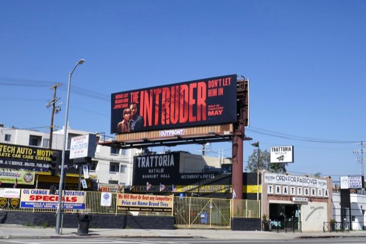 Intruder billboard