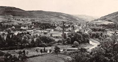 CPA Massiac, Cantal, Auvergne.
