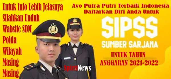 Polri Buka Pendaftaran Perwira Khusus Sarjana Tahun 2021
