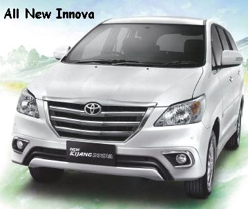 Harga Toyota All New Kijang Innova Venturer Tipe G, V, Q Manual ...