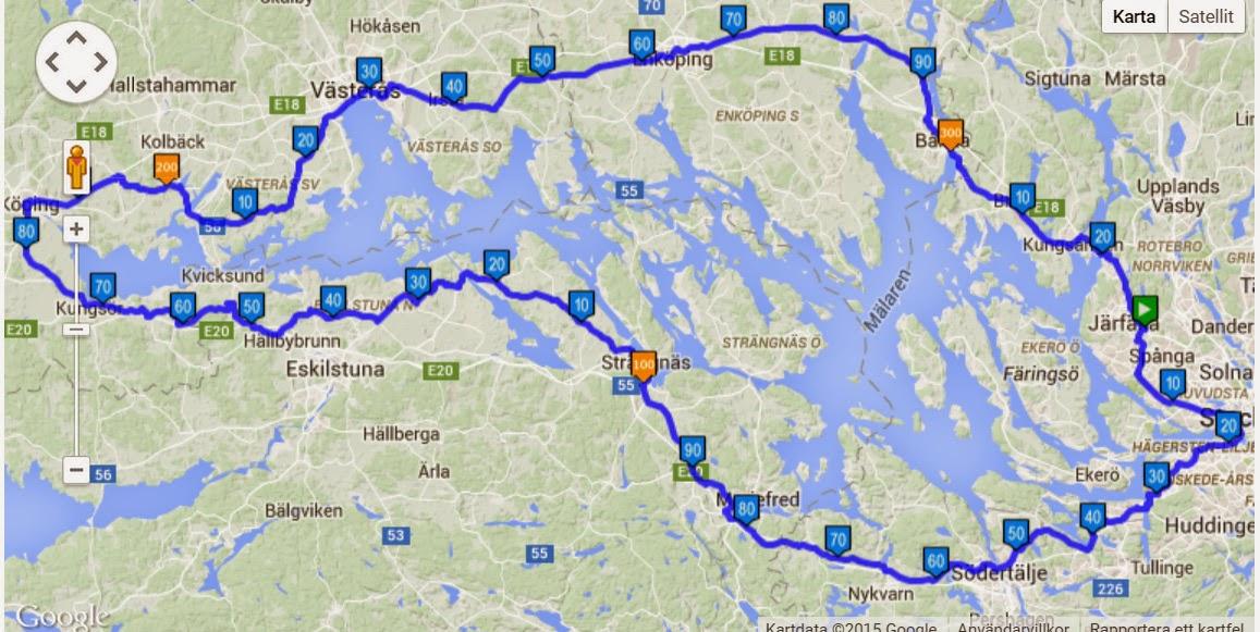 mälaren karta Görans (cykel) funderingar: Revanchmötet är nu inbokat mälaren karta