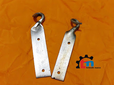 strain hook clamp