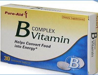 الآثار الجانبية لفيتامين بي