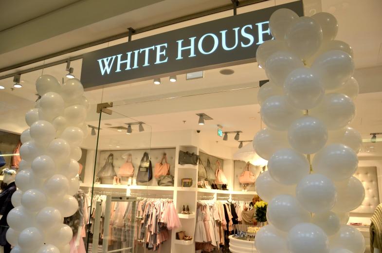 OTWARCIE BUTIKU WHITE HOUSE ♥