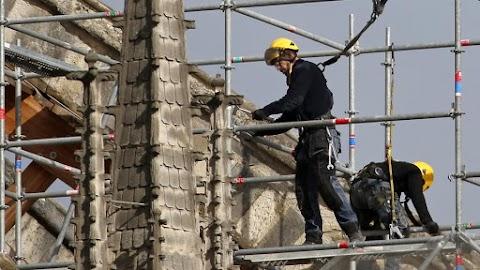 Megkezdődött a Notre-Dame felújítása