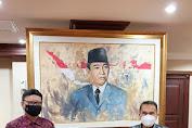 Terkait Pelaksanan Reformasi Birokrasi di Daerah , Sekda Lakat temui Menteri Thahjo Kumolo