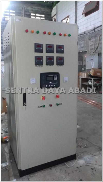 Panel AMF-ATS 650kVA