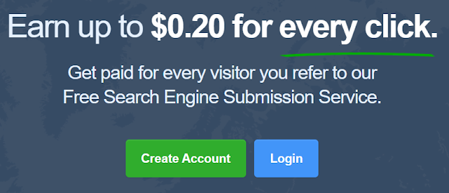search engine submission affiliate program to earn money