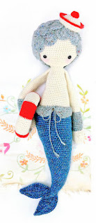 Lalylala Amigurumi Doll Crochet Patterns