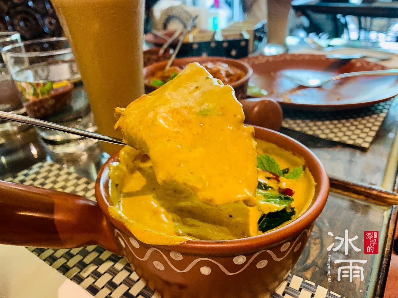 莫夏印度餐廳Moksha|豬肉咖哩