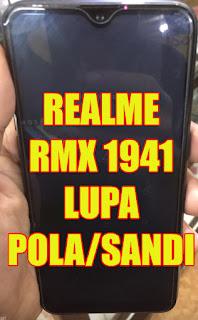 REALME C2 RMX 1941 LUPA POLA