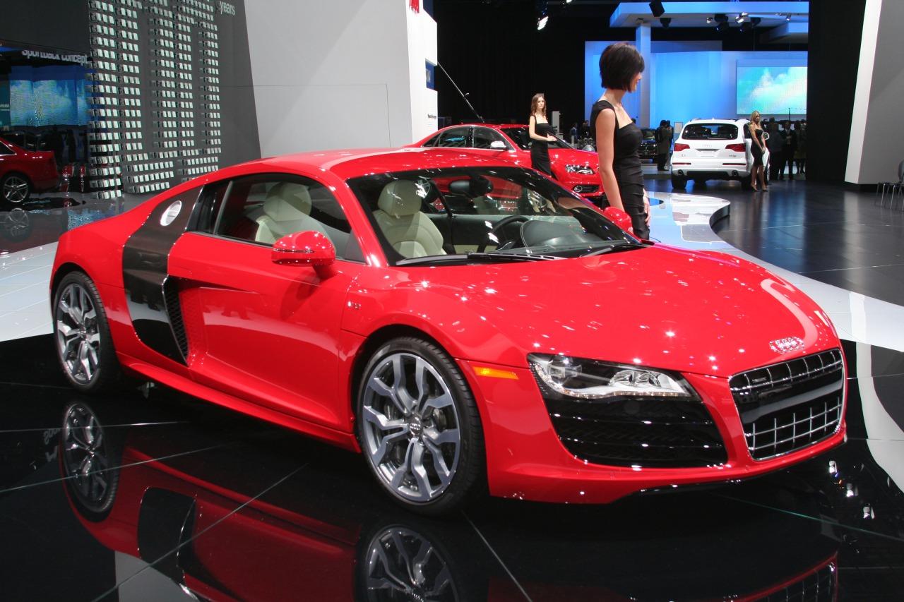 Best Autos Models: Audi 2012 R8