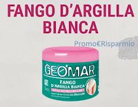 Logo Diventa tester Fango d'Argilla Bianca Geomar