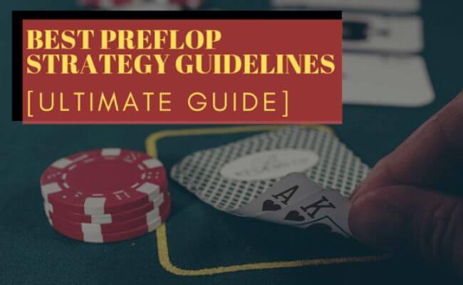 Preflop Poker Strategy