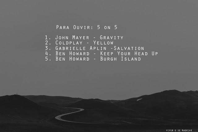 Playlist: Músicas para escrever