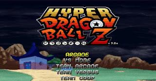 MUGEN HYPER DRAGON BALL SUPER DOWNLOAD/DESCARGA