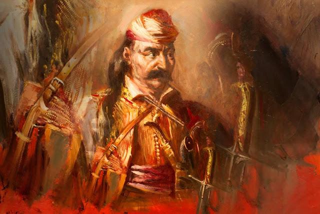 25 Μαΐου του 1834 ο Θεόδωρος Κολοκοτρώνης καταδικάζεται σε θάνατο