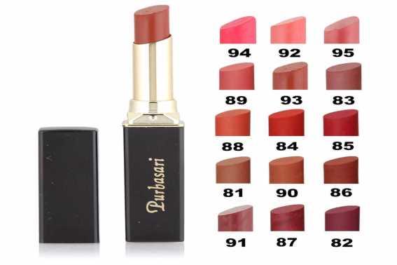 Pilihan Warna Lipstik Purbasari Matte